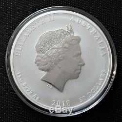 2017 Année Lunaire Du Chien 1 Kilo Silver Coin