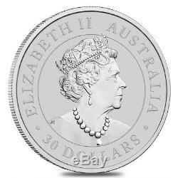2020 1 Kilo Argent Australian Koala Perth Mint. 9999 Fin Bu À Cap