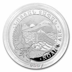 2021 Arménie 1 Kilo Argent 10000 Drams Noahs Arche Sku #219478