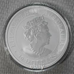 2021 Coin D'argent Koala Kilo