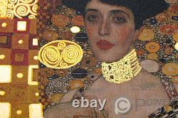 Adele Gustav Klimt 1 KG Kilo Argent Pièce 100$ Îles Salomon 2020