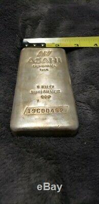 Asahi Raffinage 1 Kilo 32,15 Gramme Au Argent, Le Plus Bas Prix Au Moment De La Liste