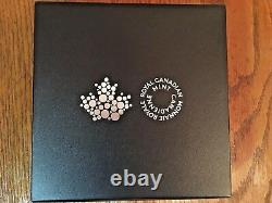 Canada 1/2 Kilo 9999 Argent Proof Coin Canadian Horse Mintage1 000