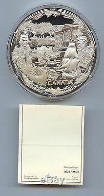 Canada 2008 $ 250 Coin Olympique (# 889) Ngc Pf69 Ultra Cameo. Kilo D'argent Pur