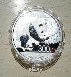 Chine 2016 Argent 1 Kilo Panda Coin