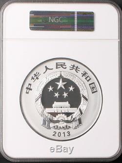 Chine Yuan 2013 300 Montagnes Bouddhistes 2ème Putuo-island 1 KG Kilo Monnaie Ngc Pf70