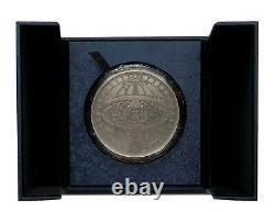 Fidji 2019 Titans Of Spaceflight 1/2 Kilo Argent + 28g Titanium Coin 1 De 99