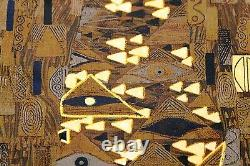 Îles Salomon 2020 100 $ Masterpiece Adele Gustav Klimt 1 KG Kilo Silver Coin