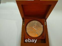 Libertad 2014 1 Kilo Silver Coin En Boîte Collectionneurs