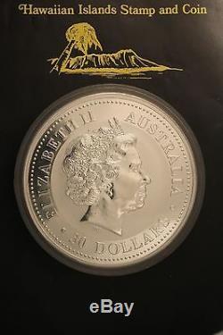 Lunaire Australien Année Monnaie Du Zodiaque Chinois Du Dragon 2000 1kilo