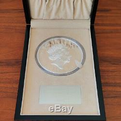 Monnaie Royale 1 Kilo Silver Proof £ 500 Livres Année Du Singe 2016 Uk Coin