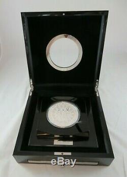 Monnaie Royale De Londres 2012 Jeux Olympiques Boxed Argent £ 500 Kilo Pièce N ° 830