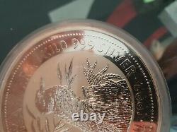 Perth Mint 1992 1 Kilo Coin Ultra Rare. Mint Condition. Kookaburra 32,1