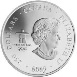Survivre À L'inondation 2009 Canada 250 $ Amende Argent Kilo Pièce