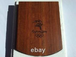 Sydney 2000 Olympic $30 1 Kilo Silver Collection Coin (numéro Limité No 2609)